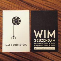 logo / huisstijl voor Image Collectors - videoproducties