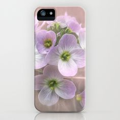 Wild Flowers iPhone Case by Fiona & Paul Photography and Digital Art - $35.00