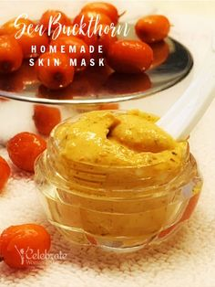 Sea Buckthorn has the entire family of the Omega fatty acids, including Omega-7. High concentration of this nutrient helps to maintain cellular integrity. Use this easy homemade sea buckthorn face mask to fight fine lines and take advantage of its anti-aging properties. #seabuckthorn #skincare #facemask #skincareproducts Beauty Advice, Diy Beauty, Skin Mask, Thin Crust, Do It Yourself Crafts, Homemade Face Masks, Oil Benefits, Homemade Crafts, Cool Diy Projects