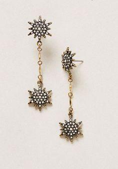 Star Blaze Earrings