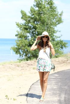 Summer outfit +  Kate Spade giveaway
