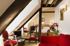 La suite de l'Hôtel Louis 2