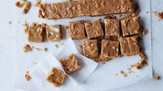 Instructions to make Miracle Peanut Butter Crunch, which taste just like Butterfinger candy. Get the recipe at Food & Wine.