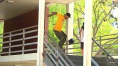 Manny Santiago Nollie Flip Featured in Grizzly Ad For Thrasher Magazine – Grizzly Griptape: Source: Grizzly Griptape