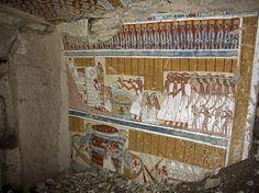 Especialistas japoneses descobriram em Luxor, no sul do Egito, uma tumba de um chefe da fábrica e o armazém de estoque de cerveja dedicados à deusa Mut