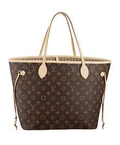 Louis Vuitton Neverfull, classic bag!