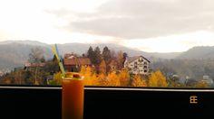 #interior  #autumn  #view #flower #belvedererestaurant #outside #autumnbreeze #gorgeousview #brasov Indoor, Exterior, Mountains, Nature, Pictures, Travel, Interior, Photos, Naturaleza