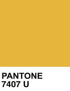 PANTONE SOLID UNCOATED 7407 U