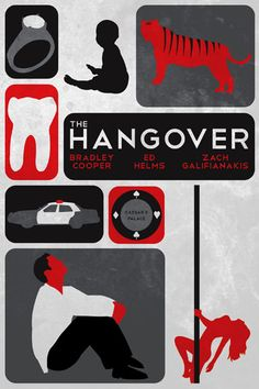 The Hangover / poster by Brandon Autry