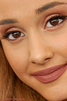 Ariana Grande close-up