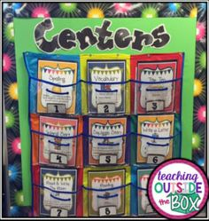 Literacy Centers Made EASY!