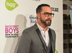 A.J. McLean Photos - 'Backstreet Boys: Show 'Em What You're Made Of' Afterparty - Zimbio