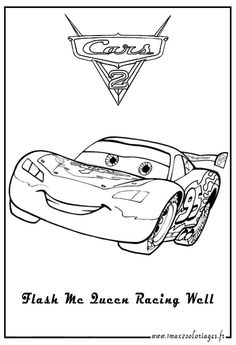 Free coloring pages of all Cars 2 Characters                              …