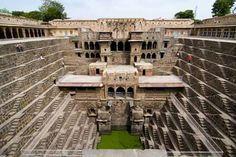 Merdivenli kuyu Hindistan