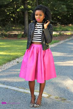 How to Mix Prints: Fashion a La Mode Link Up - Lisa a la modeLisa a la mode