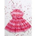 Michael Miller, Valentines Day, Dresser, Crochet Hats, Quilts, Pretty, Red, Pink, Crafts