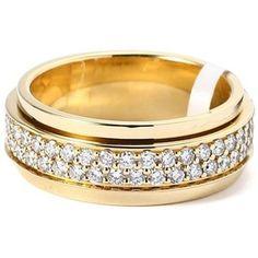 Possession 18-karat Rose Gold Diamond Ring - 7 Piaget KyE0bt