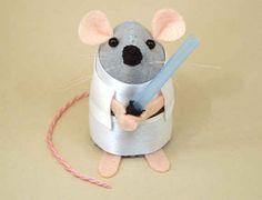 Mouse Luke Skywalker Ornament, $38.28