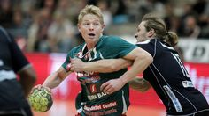 Playmaker Jesper Jensen - handball - just finish his career - played on the national team 2001-2011
