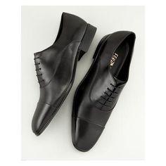 Salvatore Ferragamo Fantino Lace-Up Shoe, Black