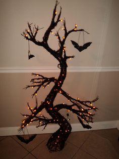 Halloween tree buy - Google Search Halloween Trees, Light Up, Indoor, Cute, Target, Image, Home Decor, Interior, Decoration Home