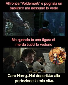 Read Foto 2 from the story Harry Potter Citazioni & Foto by kiri_law_ (Mizuki~chan) with 248 reads. Harry Potter Dolls, Harry Potter Games, Harry Potter Tumblr, Harry Potter Anime, Harry Potter Love, Harry Potter Fandom, Italian Memes, Voldemort, Movie Facts