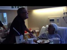 #Gaithers #Gospel Mark Lowry visiting his mama