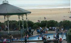 Paddling pool Blackpool Pleasure Beach, St Anne, Saints, Tower, Street View, Rook, Computer Case, Building