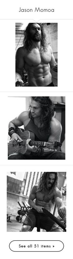 """Jason Momoa"" by mrseclipse ❤ liked on Polyvore featuring game of thrones, jason momoa, home, home decor, american home decor, dc, editorial, people, pictures and asoiaf"