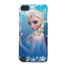 Elsa the Snow Queen iPod Touch 5G Case