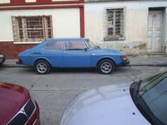 Saab 99 CombiCoupe in Guatemala.