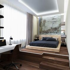 Apartment in Moscow by Interierium (4)