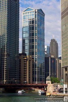 Madison Plaza United Center, Skyscraper, Multi Story Building, The Unit, Skyscrapers