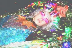 """Emma Mulholland """"Spaced Out"""" Campaign photographed by Byron Spencer"""