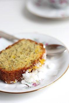 absolument à faire : LemonDrizzle2 Lemon drizzle cake au pavot