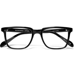 Oliver Peoples Thick Rimmed Optical Glasses | MR PORTER
