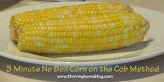 die besten 25 how to boil corn ideen auf pinterest gekochter mais h hnerbr he rezepte und. Black Bedroom Furniture Sets. Home Design Ideas