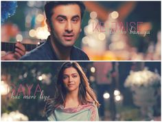 Lyric Quotes, Movie Quotes, Yjhd Quotes, Kal Ho Na Ho, Filmy Quotes, Bollywood Quotes, Gone Girl, Boyfriend Goals, Quotes For Students