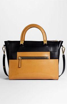Marni Medium Leather Tote  www.nordstrom.com