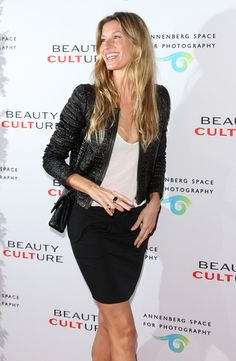 """Gisele Bundchen - Opening Night Of """"Beauty Culture"""" At The Annenberg Space For Photography - Arrivals"""