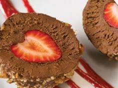 Recipes - Desserts - Tartufo - Kraft First Taste Canada