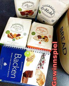Glutenfree Bread, Germany, Gluten Free, Instagram, Gluten Free Biscuits, Gluten Free Flour, Kuchen, Brot, Biscuit