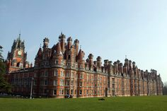 Royal Holloway fire Student 21 arrested on suspicion of arson after multiple fires at university - The Sun