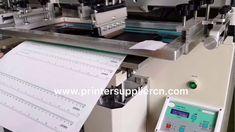 semi automatic screen printer for ruler,Ruler silk screen printing from china Screen Printing Machine, Screen Printer, Silk Screen Printing, Glass Screen, Ruler, How To Find Out, China, Prints, Screen Printing Press
