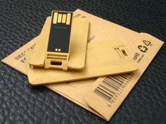 reclycled paper usb