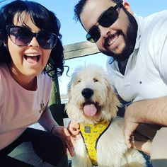 Life is what you make it and i choose for it to be fun and happy! Spend it with the ones that mean the most to you ♡  #family #groodle #goldendoodle #fam #love #ourlife #happy #happiness #walkies #theotherday #forgottenupload #us #mypeople #dog #happyandhishumans #crazy #fun #life http://quotags.net/ipost/1612917247546716756/?code=BZiO7DoH3JU