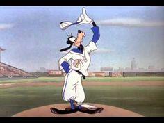 Гуфи  Как играть в бейсбол  1942  Американский детский мультфильм