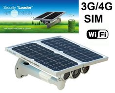 499.99$  Buy now - http://aliaw2.worldwells.pw/go.php?t=32640410965 - Wanscam HW0029-4 New generation solar power IP camera Support 3G/4G Network 100m night vision 499.99$