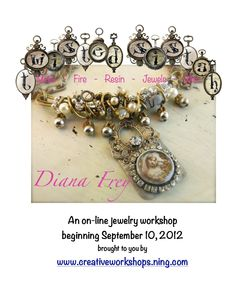 Diana Frey: upcoming Twisted Sistah workshop