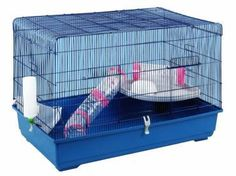 Mamble Rat / Hamster Narrow Bar 100cm Cage